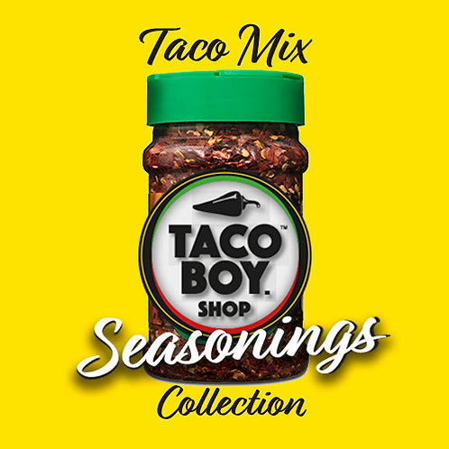 TacoMix Seasoning TacoBoy Collection