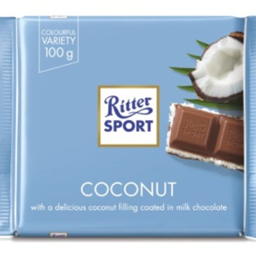 Coco! CocoNut! by: RitterSport 100g