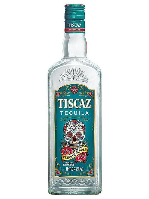 Tequila Blanco Tiscaz 35% - 70cl
