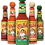 Thumbnail: 4 x Cholula Salsas Smagningskasse