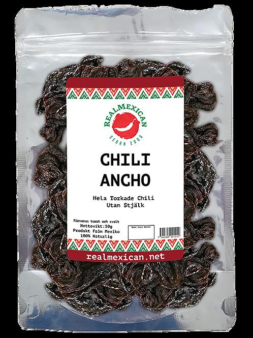 1KG Chile Ancho Seco / Dried Ancho Chilli Mexico