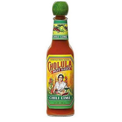 Cholula Lime Salsa Arbol & Piquín