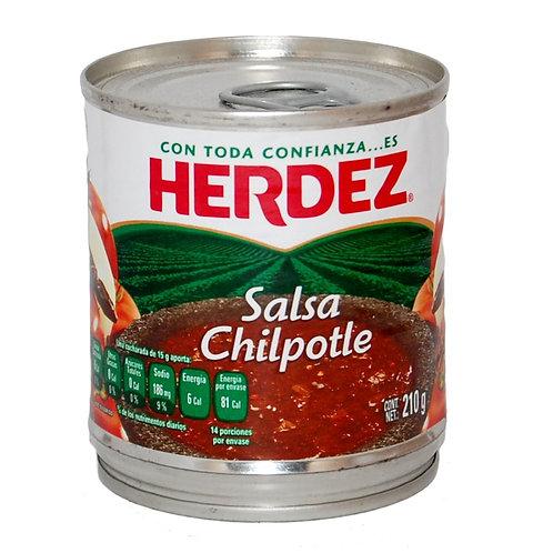 Salsa Chipotle Herdez 210g