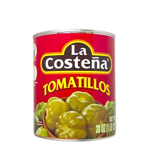 Grønne Tomatillos La Costeña 800g