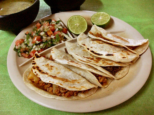 15cm / 10stk Tortilla Taquera m/Gluten