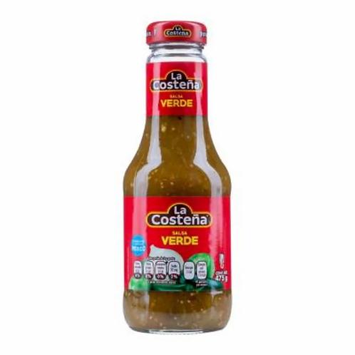 Salsa Verde Tomatillos La Costeña 450g