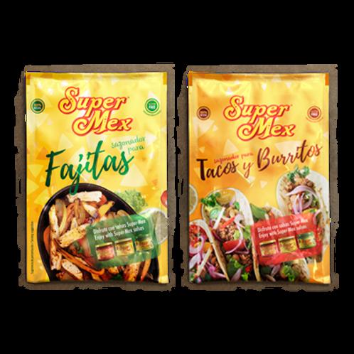 Tacos & Burritos & Fajitas Seasonings