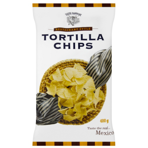 Restaurant Style Masa Chips (Totopos)
