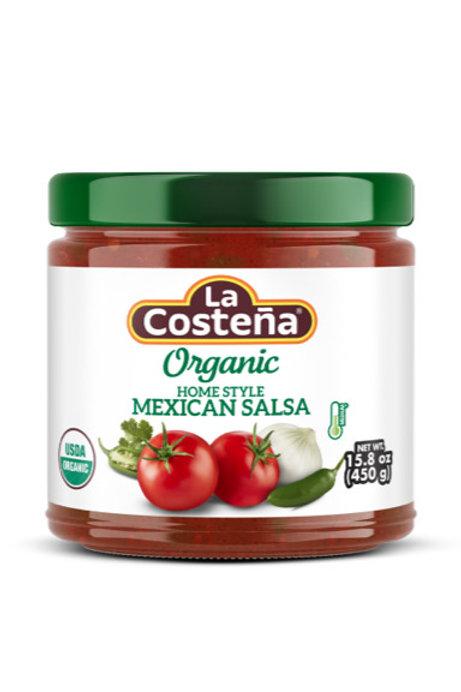 Salsa Mexicana Organica - La Costeña