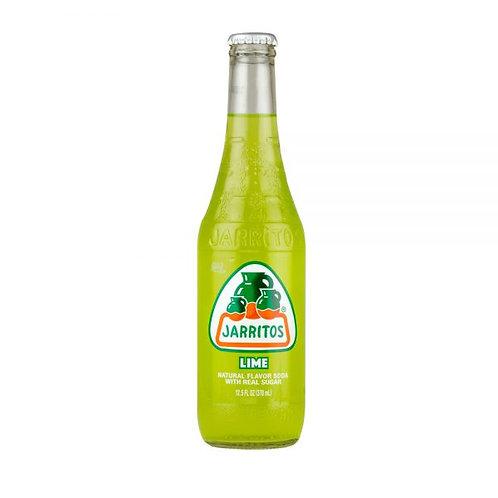 Lime Jarritos Mexicansk Soda
