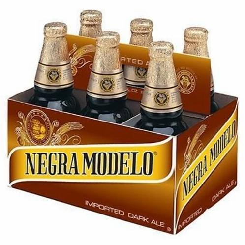 6-Pack Negra Modelo Especial 5,4%