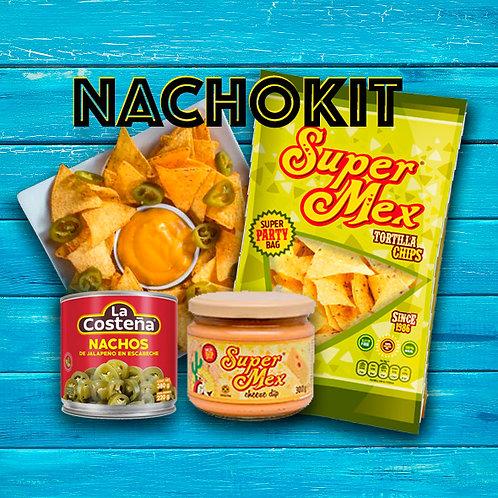 Queso & Jalapeños Nachos Kit for 2