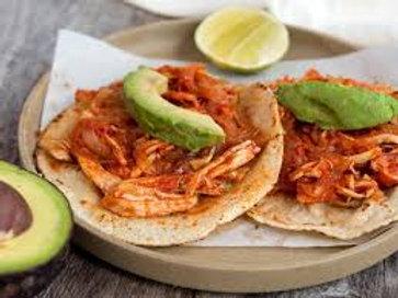 500g Mexican Tinga de Pollo (Chilorio Chipotle Chicken)