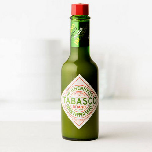 Tabasco® Brand Green Jalapeño Sauce 150ml