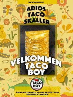 adios TacoSkaller-Velkommen TacoBoy -Ran