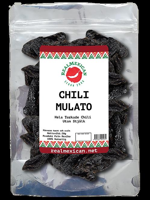 50g Chile Mulato  / Dried Mulato Chili