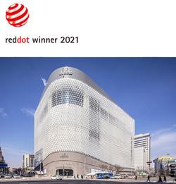 2021 reddot design award