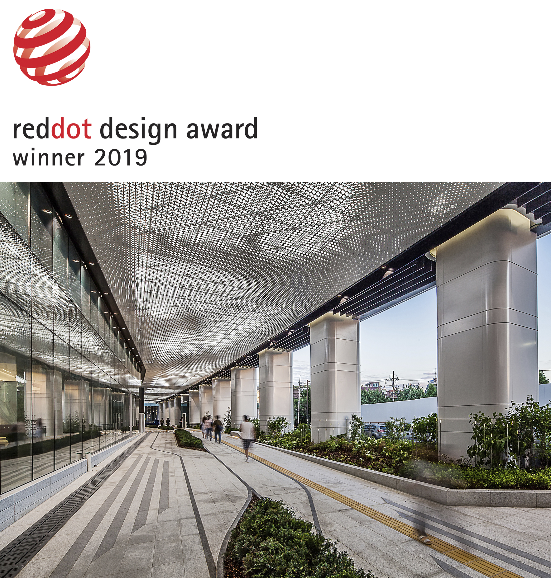 2019 reddot design award