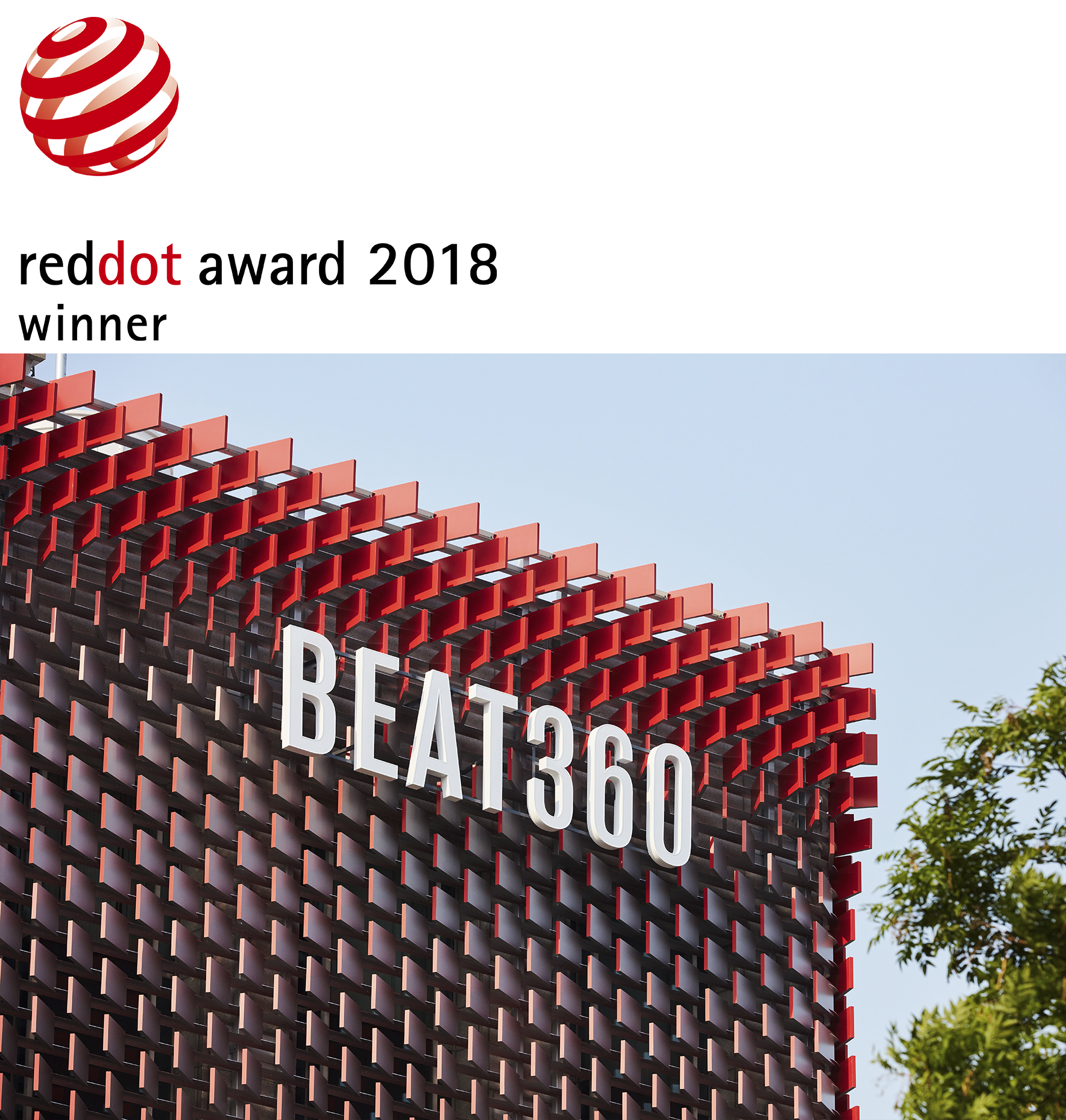 2018 reddot design award