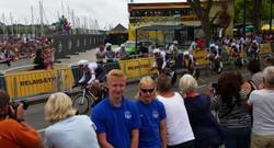 Kjell und Tim - Tour de France