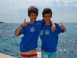 Janik und Noah 1