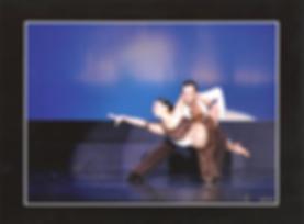 Yiri Kosydar dance lessons Los Angeles