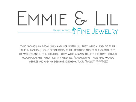 Emmie & Lil Fine Jewelry Kicks Off