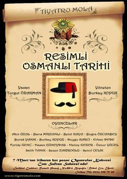 RESİMLİ OSMANLI TARİHİ - 2010