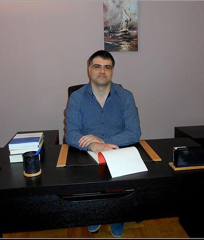 Βασιλειάδης Θεόδωρος Ψυχολόγος - Ψυχοθεραπευτής Αθήνα - Καισαριανή