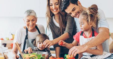 5 τρόποι που η μαγειρική κάνει καλό στην ψυχολογία σας