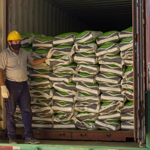 Realizaron una consolidación y exportación en la Zona Primaria Aduanera de San Luis