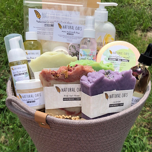 Deluxe Custom Gift Basket (Pick-Up Only)
