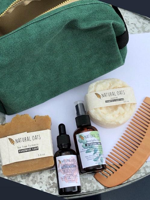 Shampoo & Shave Gift Set