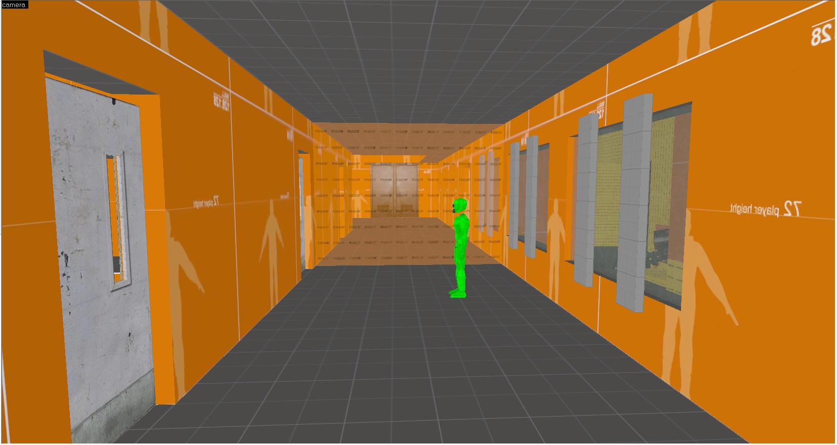 Hallway Playable Pass