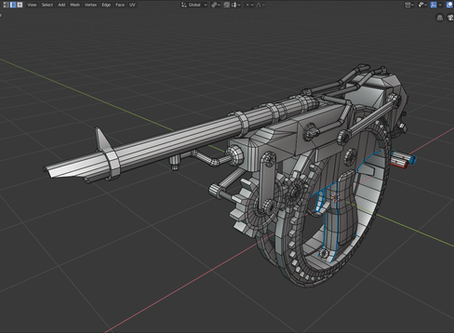 Rotator Pistol: Update Three