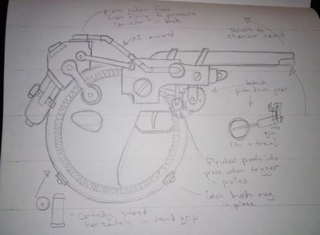 Rotator Pistol: Update One