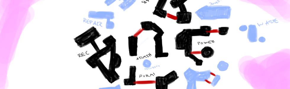 Alpha Exterior Map