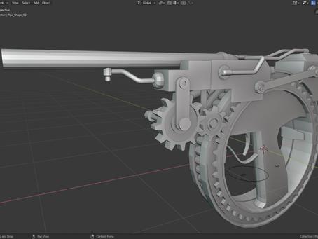 Rotator Pistol: Update Two