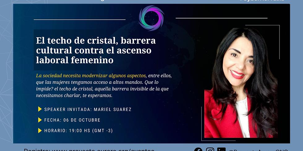 El techo de cristal, barrera cultural contra el ascenso laboral femenino