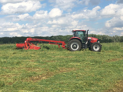 Mowing the Hay Field