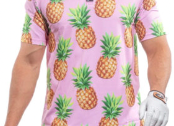 Fellas Golf - Peachy Pinapples