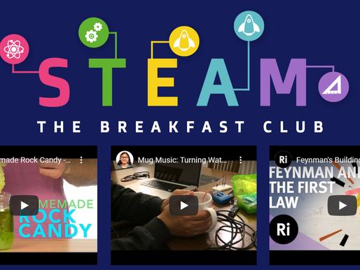 DAY 3 - THE BREAKFAST CLUB