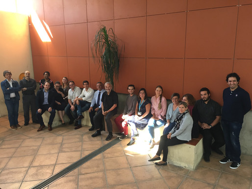 Official launch of the Let's STEAM project in Aix-en-Provence