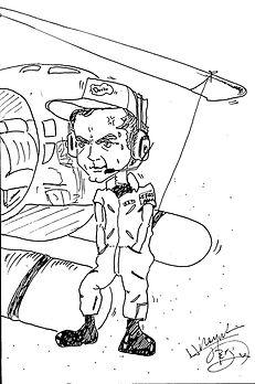 Christian Boucan, je suis un Aviateur.