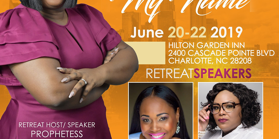 You Know My Name: Women's Retreat
