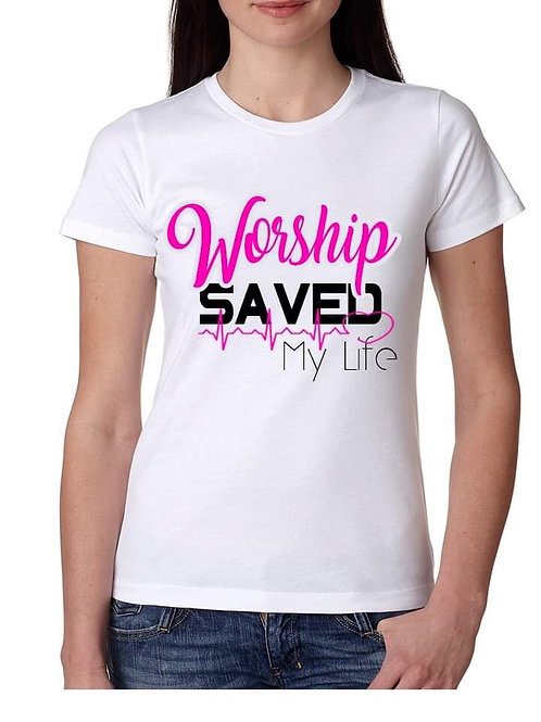 Worship Tee