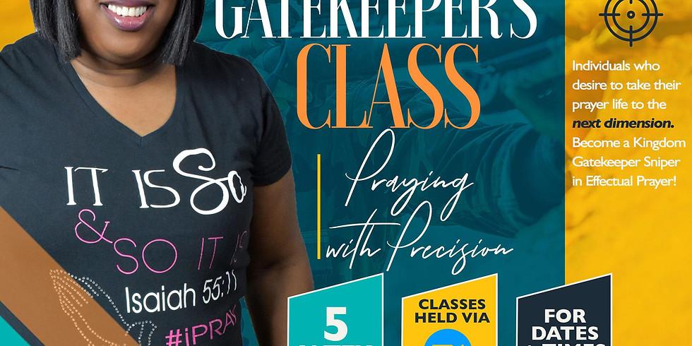 Gate Keeper's Class