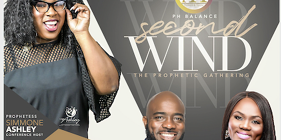 Second Wind: The Prophetic Gathering