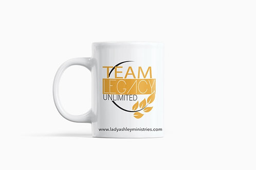 Team Legacy Unlimited  Male Mug