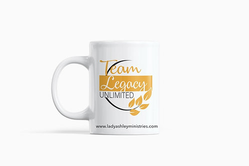 Team Legacy Unlimited  Female Mug